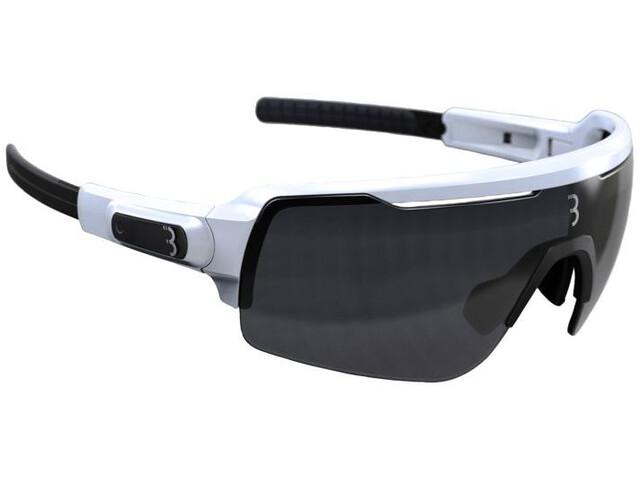 BBB Commander BSG-61 Cykelbriller grå/hvid